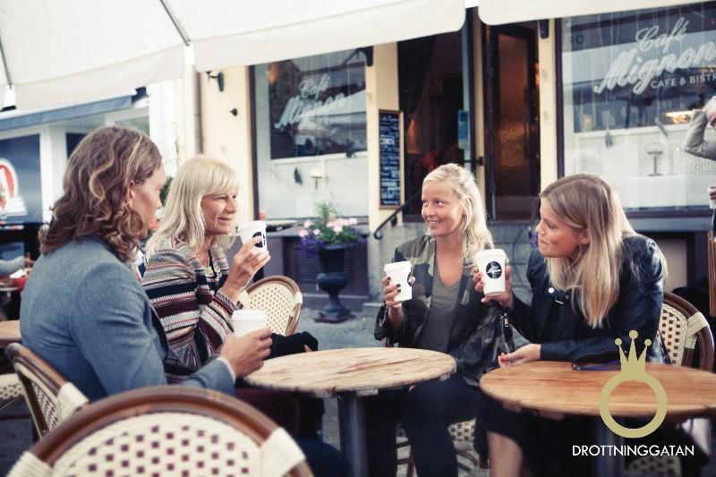MODEVISNING Drottninggatan | WelcomeGuide.se
